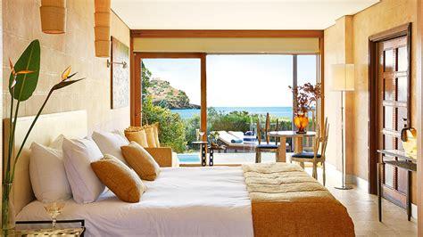chambre d hote en grece bungalows de luxe avec piscine privée hôtel de luxe cape