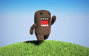 Fabulousity: DOMO-KUN CRAZY!!