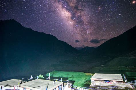 How Click Milkyway India Stargazing Best