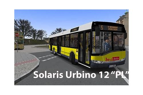 Omsi solaris urbino 10 download :: fotidartai
