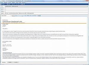 Anschreiben Rechnung Per E Mail : bewerbung per e mail wa jobs private ~ Themetempest.com Abrechnung