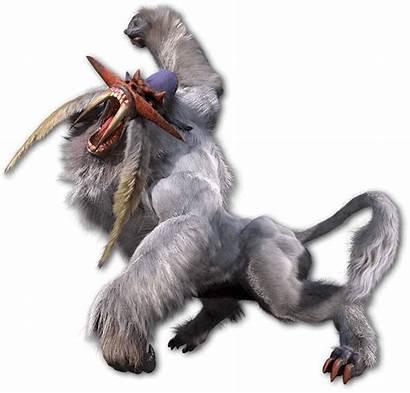 Hunter Monster 3ds Monsters Blangonga Plates Pack
