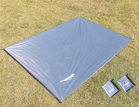 authentic luxe tempo all purpose tent tarp person footprint for floor saver picnic blanket easy