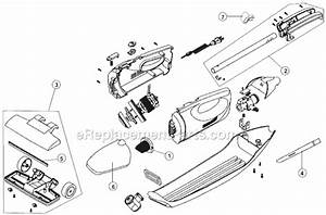 Dirt Devil Sd20000red Parts List And Diagram