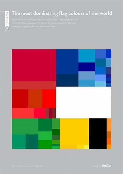 Flag Flags Colors Colours Stories Infographic Symbols