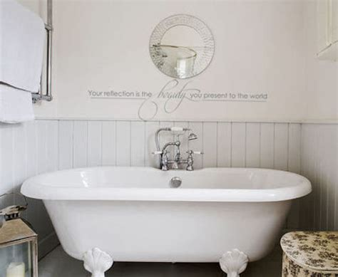Bathroom Wall Decals-trading Phrases