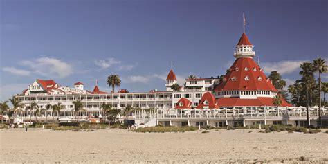 blackstone group refinances hotel del coronado san diego