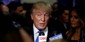 Trump's campaign dismisses controversial statements as ...