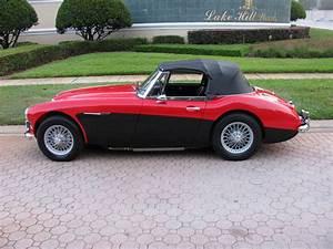 1967 Austin Healey 3000 Mk Iii-sold