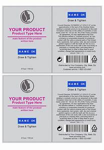 Cosmetic label template create cosmetic labeling labeljoy for Cosmetic labeling companies