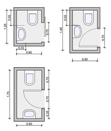 bath floor plans types of bathrooms and layouts