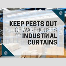 Using Industrial Curtain Walls For Pest Control Applications