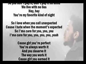 The Weeknd - Earned It (Lyrics). - YouTube