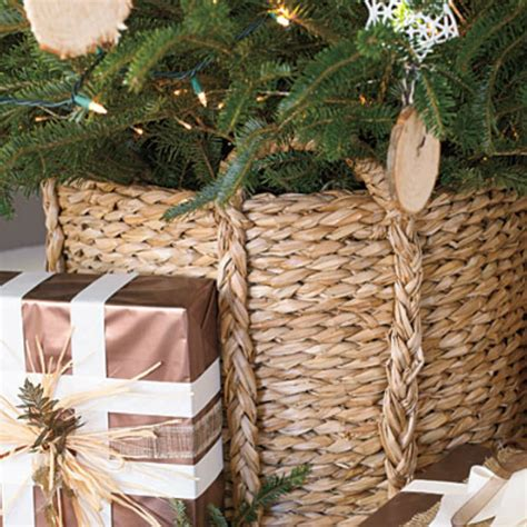 michaels christmas tree basket base 10 decorating ideas interior design magazines