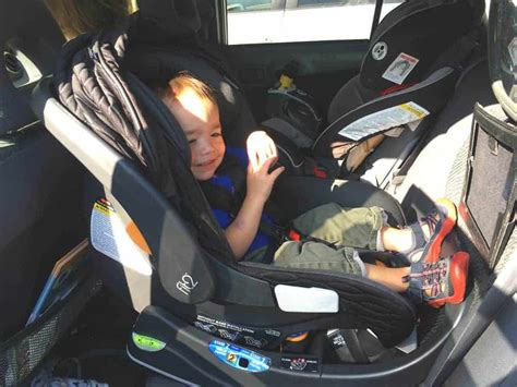 chicco fit car seat review keeping  child rear