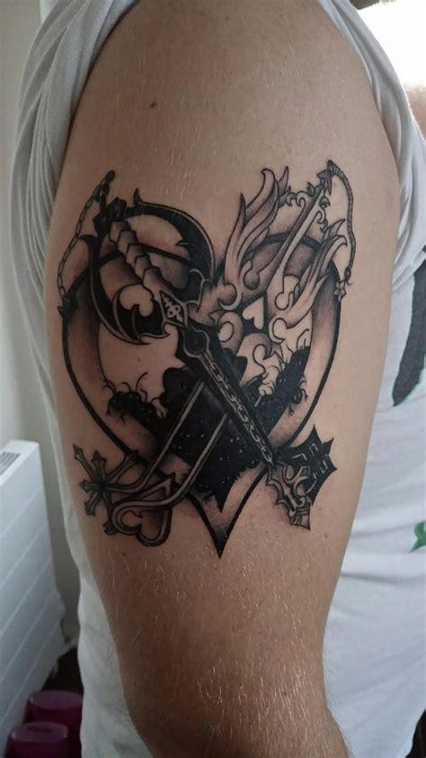 othermy kingdom hearts tattoo kingdomhearts