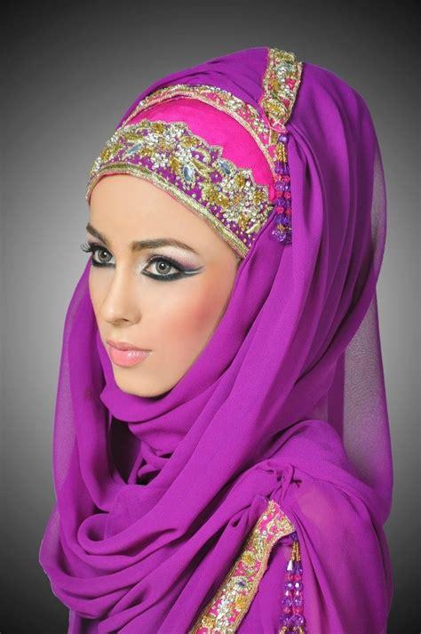 latest bridal hijab dresses designs styles