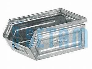 Bac A Bec Metal : bac bec en m tal galvanis zinc 3 8 litres contact ~ Edinachiropracticcenter.com Idées de Décoration