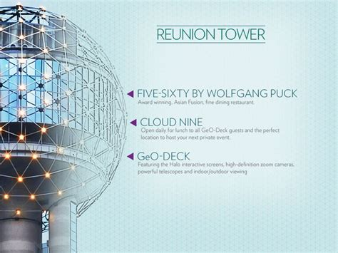 reunion tower geo deck dallas tx reunion tower dallas tx oh the places you ll go