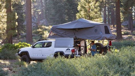 Toyota Tacoma Camper Home is where you park it t