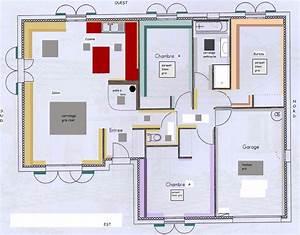 Maison Deco Com : couleurs de peinture 1er essai construction ~ Zukunftsfamilie.com Idées de Décoration