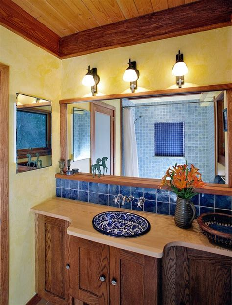 Mexican Bathroom Ideas by How To Decorate Your Bathroom In Mexican Style