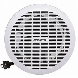 Core Round Bathroom Exhaust Fan