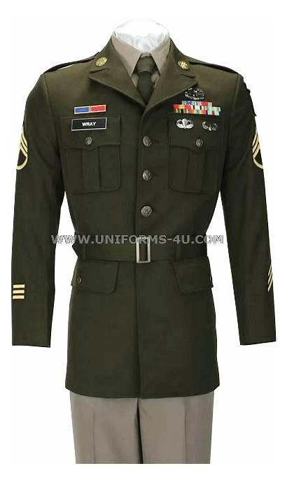 Agsu Army Uniform Enlisted Male Uniforms Sleeve
