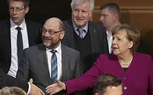 German SPD Confirms Deal to Form Governing Coalition With ...