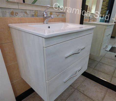mobile bagno 60 offerte mobile bagno sospeso 60 cm weng 201 chiaro striato