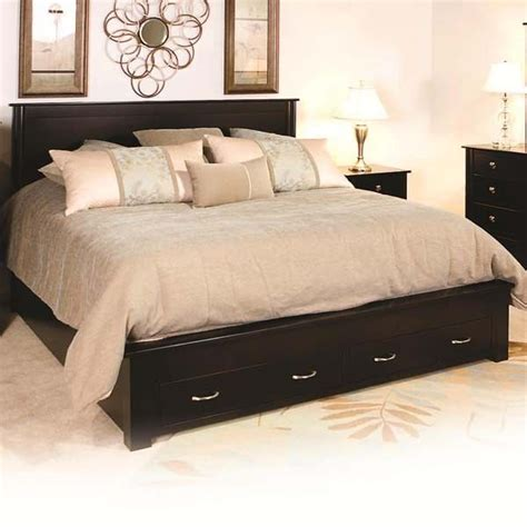 king bed frame with drawers california king bed frame with drawers woodworking