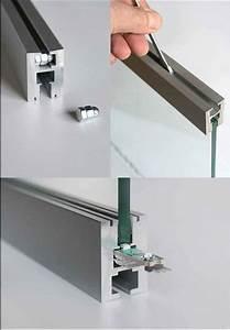 Deco Lighting Laser Light Aluminum Led Channel For 6mm Glass Klus Ex Alu Series