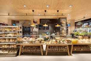 design italien carrefour gourmet market retail design