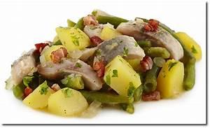 Speck Mit Bohnen : matjes speck salat mit gr nen bohnen rezept ~ Lizthompson.info Haus und Dekorationen