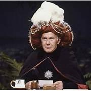 Johnny Carson as Carnac the Magnificent | Heeeeeeeeere's ...