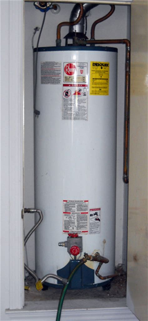 Gas Water Heater Gas Water Heater Life Span