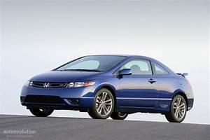 Honda Civic Coupe Si Specs  U0026 Photos