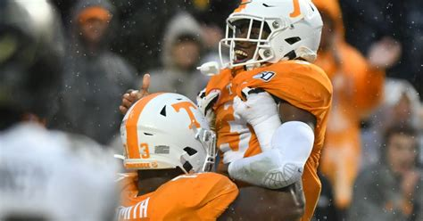 vols football tennessees full  schedule revealed