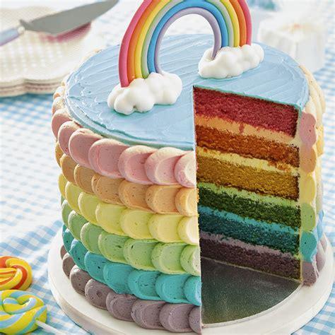 cuisine caramel layer cake rainbow cake 15 idées de layer cake qui nous