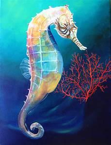 Paintings | Seahorse Gallery