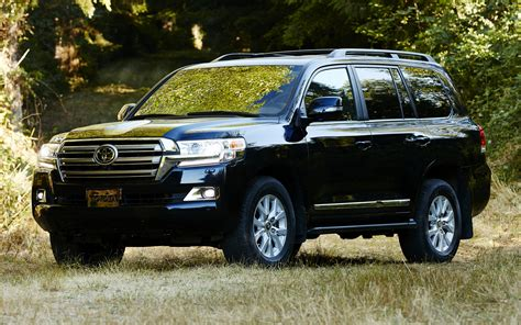 Toyota Land Cruiser [200] (2016) US Wallpapers and HD ...