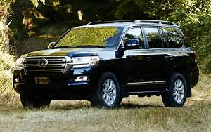 Toyota Land Cruiser [200] (2016) US Wallpapers and HD