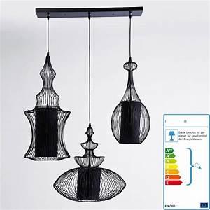 Kare Design Lampe : h ngeleuchte deckenleuchte leuchte lampe kare design swing iron schwarz neu ebay ~ Orissabook.com Haus und Dekorationen