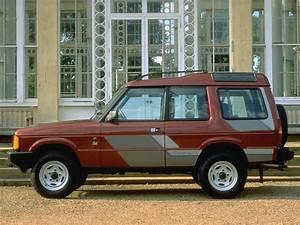 Land Rover Discovery 2 : land rover discovery history ~ Medecine-chirurgie-esthetiques.com Avis de Voitures