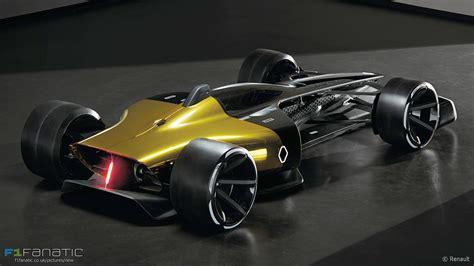 Renault Rs 2027 Vision F1 Car Concept F1 Fanatic