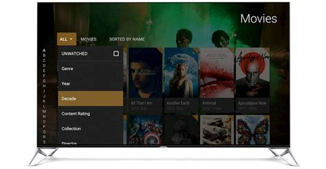 plex android tv plex releases major update for android tv chromecast