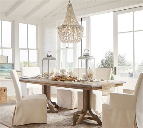 chandelier barn beaded chandelier pottery barn