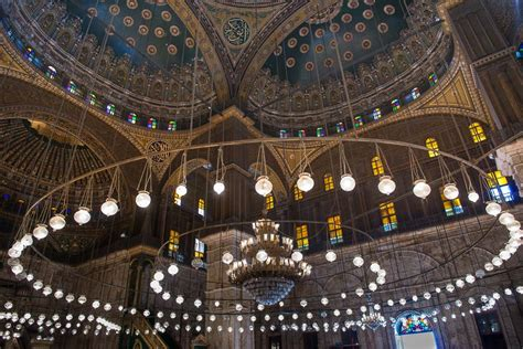 Mosque Chandelier by The Mosque Of Muhammad Ali Cairo Travel Past 50