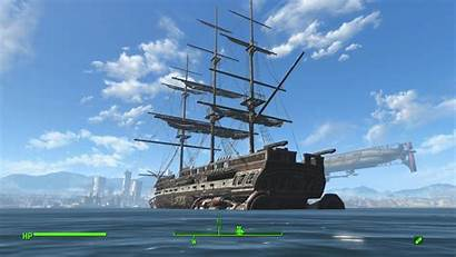Ship Ghost Mods Fallout Loading Nexusmods
