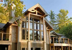 windwood family custom homes post beam homes cedar With post and beam home designs